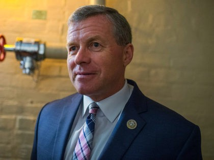 UNITED STATES - JULY 25: Rep. Charlie Dent, R-Pa., leaves a meeting of the House Republican conference in the Capitol on July 25, 2017. (Photo By Tom Williams/CQ Roll Call)