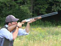 Ruger Red Label shotgun