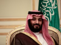 Mohammed bin Salman, Saudi Arabia's deputy crown prince, looks on during a bilateral meeting with U.K. Prime Minister Theresa May at An Nasiriyah Palace in Riyadh, Saudi Arabia, on Tuesday, April 4, 2017. May began a visit to Jordan and Saudi Arabia on Monday, with the goal of building security …