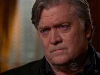 Steve Banon on CBS 60 Minutes