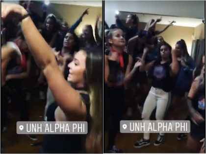 University of New Hampshire Sorority Investigated for Singing 'N-Word' in Kanye West Song