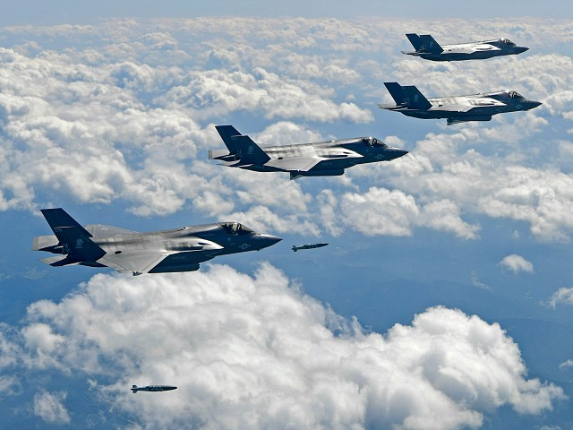 U.S. Jets Drop Bombs in 'Show of Force' Against North Korea