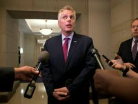 Virginia Gov. Terry McAuliffe speaks with reporters at the U.S. Capitol in Washington after a meeting with the Virginia Congressional delegation, Tuesday, May 24, 2016. McAuliffe says he's confident he followed the law in accepting donations that now appear to be part of a criminal investigation. (AP Photo/J. Scott Applewhite)