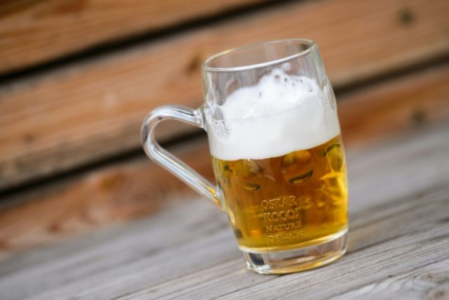 Glass half empty? Chinese crooks looking for a quiet pint at a beer festival were nabbed by cops using facial recognition at the festival's entrances