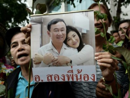 Thai newspaper reports say Yingluck Shinawatra has joined her exiled brother Thaksin in Dubai