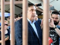 Former Georgian president Mikheil Saakashvili says he wants to return to Ukraine to reclaim his citizenship, which was stripped by President Petro Poroshenko