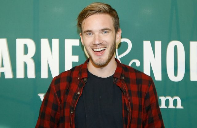 "YouTube's most watched blogger PewDiePie: ""I said the worst word I could possibly think of and it just sort of slipped out"""