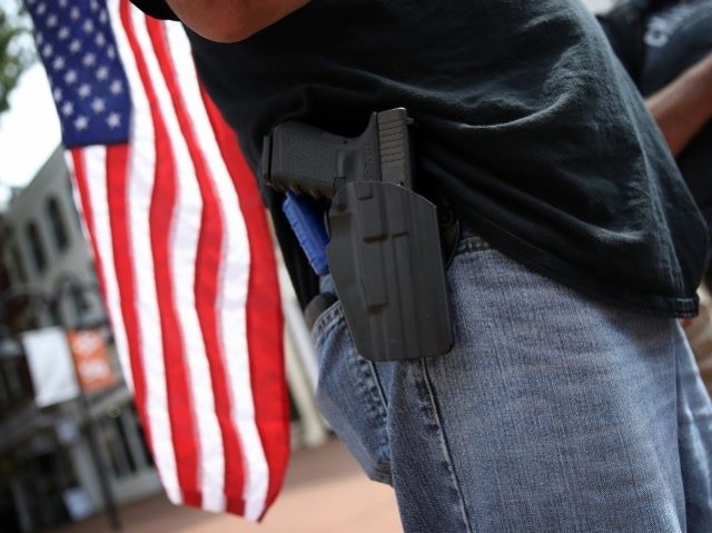 House passes bill to allow concealed weapons across state lines