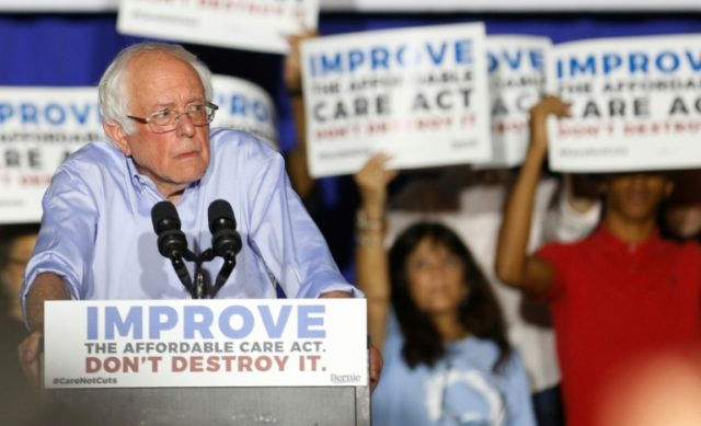 "Senator Bernie Sanders's ""single payer"" health insurance proposal was a key element of his campaign against Hillary Clinton for the 2016 Democratic presidential nomination"