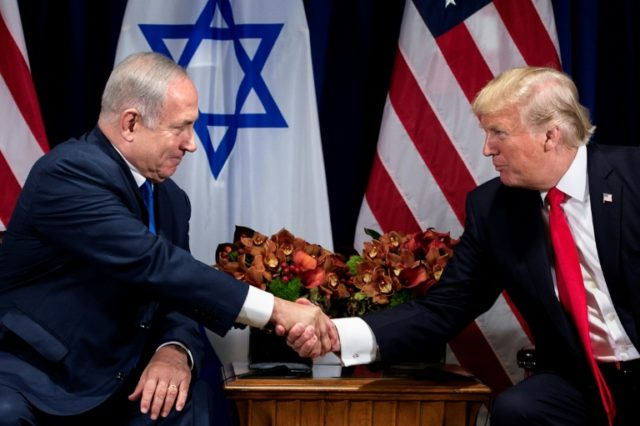 Israel's Prime Minister Benjamin Netanyahu was the first foreign leader to hold one-to-one talks with US President Donald Trump as senior international figures gather at the UN General Assembly in New York