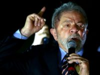 Former Brazilian president Luis Inacio Lula da Silva has emerged as the front-runner in polls ahead of next year's presidential elections