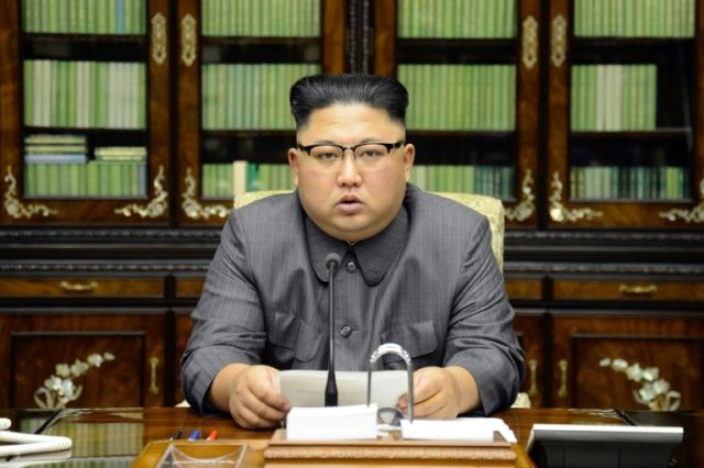 """In an unusally personal attack, North Korean leader Kim Jong-Un said US President Donald Trump is """"mentally deranged"""" and will """"pay dearly"""" for his threat to destroy North Korea"""