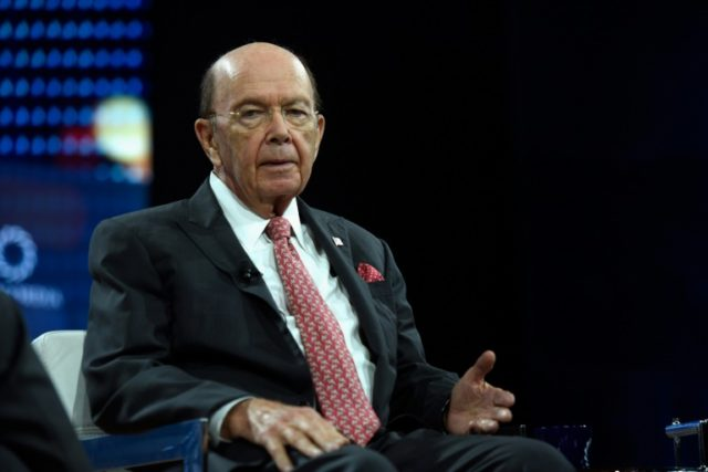 US Commerce Secretary Wilbur Ross complains China is benefitting from NAFTA at the expense of US manufacturers as companies in Mexico and Canada increasingly are using Chinese-made components
