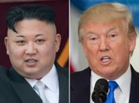 North Korean leader Kim Jong-Un and US President Donald Trump have ratcheted up the rhetoric in recent days