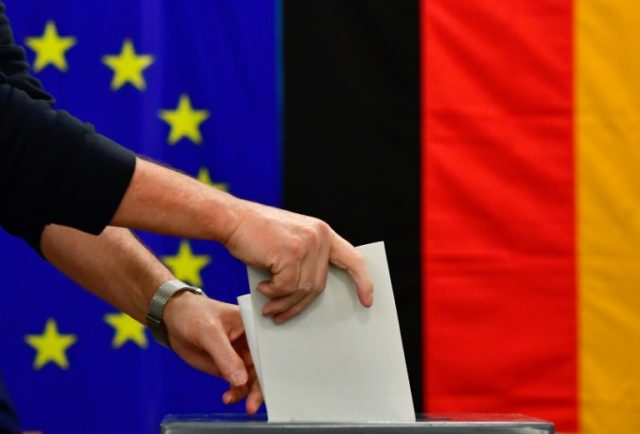 Sunday's vote is expected to hand German Chancellor Angela Merkel a fourth term in office although the hard-right nationalist AfD is tipped to win its first seats in parliament