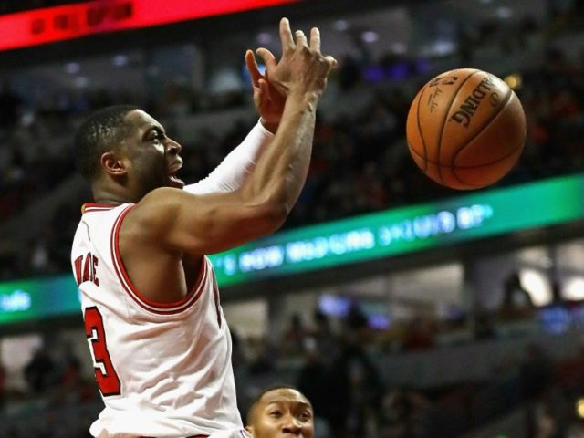 Dwyane Wade, who grew up on Chicago's south side, averaged 18.3 points and 3.8 assists in 60 games for the Bulls last season