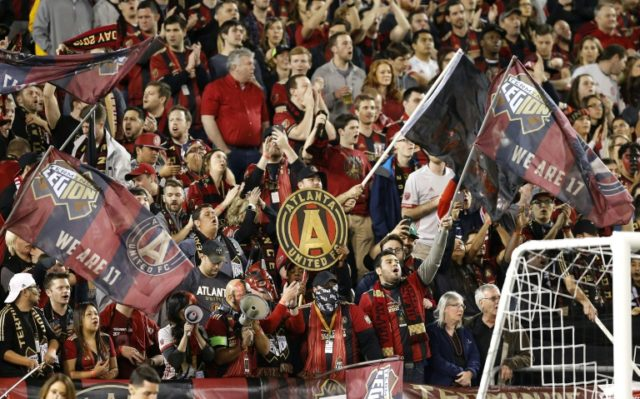 Atlanta United have been in scintillating form since moving into their new home at the Mercedes Benz Stadium