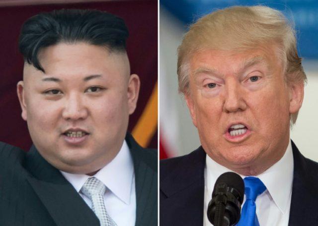 Nuclear brinkmanship between North Korean leader Kim Jong-Un and US President Donald Trump sends global tensions soaring
