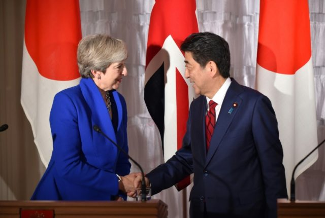 The parallels between the decision by Japan's Shinzo Abe to call a snap election and Theresa May's gamble in Britain in April are striking