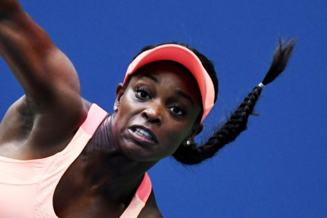 Sloane Stephens lost 6-2, 6-2 to China's Wang Qiang at the Wuhan Open in her first WTA event since her surprise US Open victory