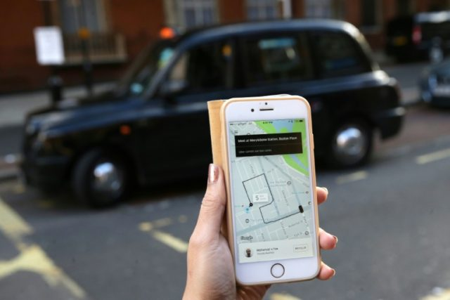 Uber apologizes for 'mistakes' in London operations