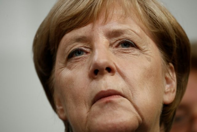 Despite winning a fourth term, the election handed Merkel's party its worst result in decades.