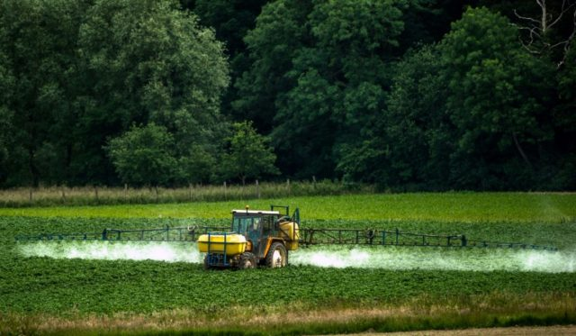Glyphosate is the main component in the best-selling herbicide Roundup produced by the US agro-chemicals giant Monsanto, but there have been concerns it may cause cancer