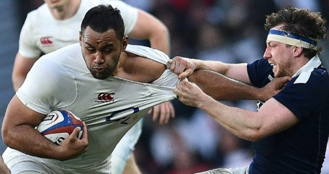 England internationals Billy Vunipola (pictured), Ben Youngs and Joe Marler have talked of going on strike because top players face an 11-month season from 2020