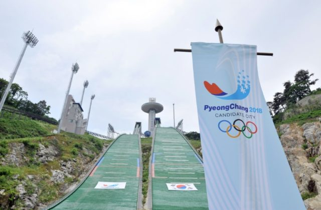 Officials insist the 2018 Pyeongchang Olympics will be safe despite tensions with North Korea