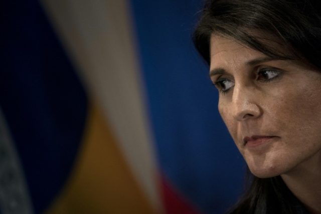 US Ambassador to the UN, Nikki Haley is pushing for an end to the conflict in South Sudan