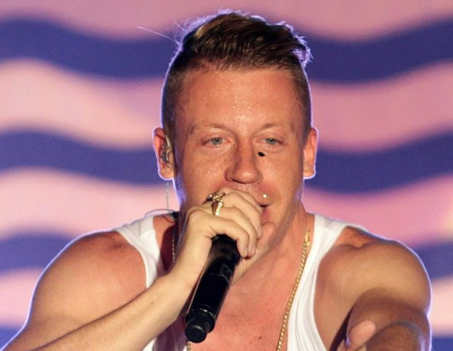 "Macklemore is due to perform his hit song ""Same Love"" at the season-ending game in Sydney on Sunday, pitting Melbourne Storm against the North Queensland Cowboys"