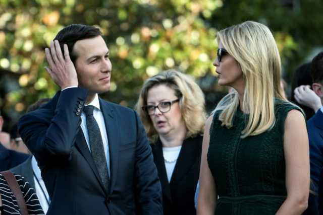 Senior presidential adviser and his boss's son-in-law Jared Kushner has been registered to vote as a woman for the last eight years, US media reported