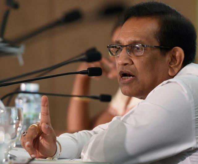 Cabinet spokesman Rajitha Senaratne condemned the attack on Rohingya refugees