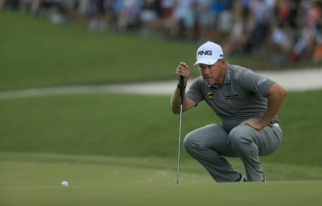 44-year-old Lee Westwood of England has not tasted success since capturing the 2014 Maybank Malaysian Open