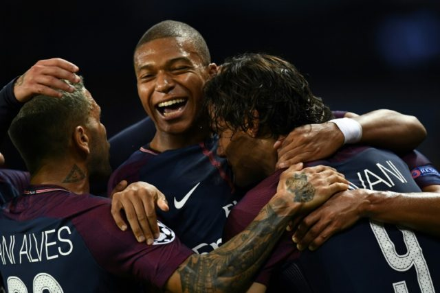Paris Saint-Germain defeated heavyweights Bayern Munich 3-0 in the Champions League on September 27, 2017