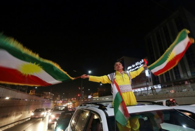 Iraqi Kurds have feted a non-binding vote for independence, but it has sent tensions with the federal government soaring, prompting the Washington to express willingness to mediate