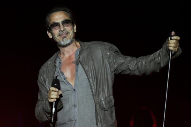 French singer Florent Pagny says he's joining other famous tax exiles and moving to Portugal.