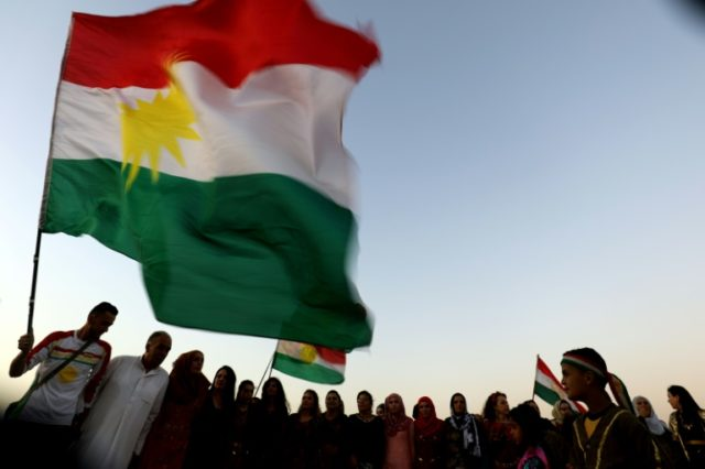 "The result of a controversial Iraqi Kurdish independence referendum was a resounding 92.7 percent ""yes"" for independence"