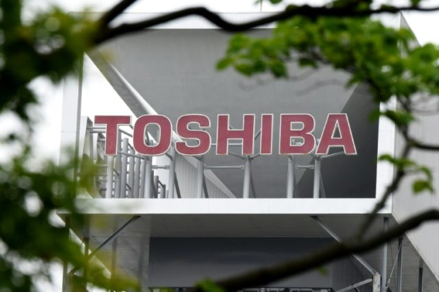 The $18-bn deal is seen as crucial to keeping the struggling Toshiba afloat