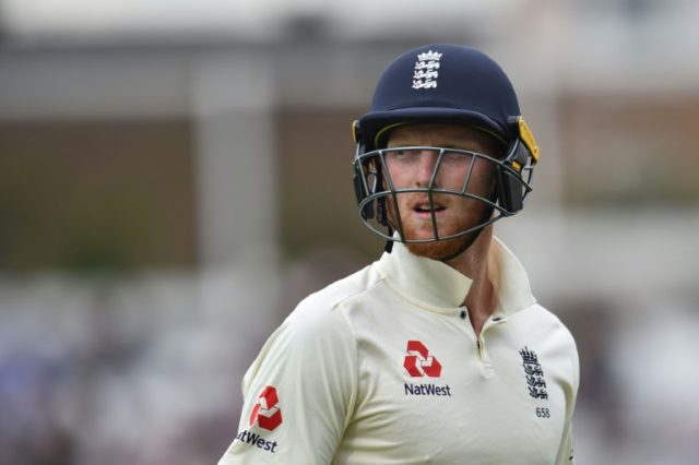 England's Ben Stokes damage his hand in an incident that led to his arrest in Bristol on suspicion of causing actual bodily harm
