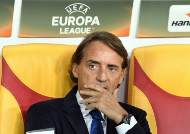 Roberto Mancini's Zenit have eight wins and three draws from their 11 matches this season, conceding just three goals