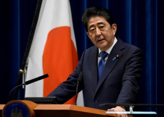 "Japan's Prime Minister Shinzo Abe rose to power on a mission to kick-start Japan's once-booming economy with a policy blitz known as ""Abenomics,"" a combination of big government spending, ultra-loose monetary policy and structural reforms"