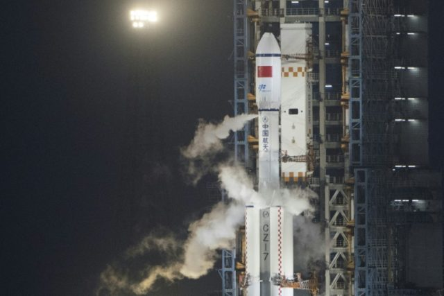 Beijing sees its multi-billion-dollar forays into space as a symbol of China's rise and the success of the Communist Party in turning around the fortunes of the once poverty-stricken nation
