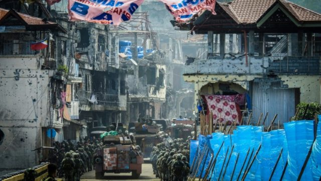 The US deployed a P-3 Orion spy plane and provided other intelligence inputs to Philippine forces trying to retake Marawi in fighting which has left more than 900 people dead