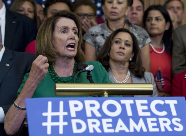 Pelosi calls Trump's border wall 'a waste of money' and 'an immorality'