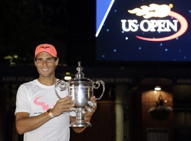 Tennis Players Congratulate Rafael Nadal on 2017 US Open Title