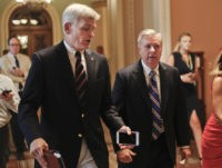 Bill Cassidy, Lindsey Graham