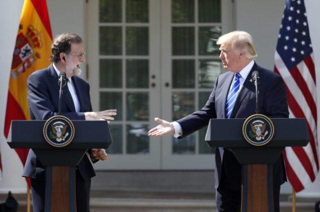 Donald Trump, Mariano Rajoy