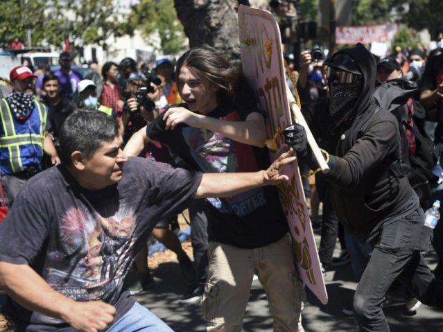 Progressives Criticize Berkeley Police for Publishing Antifa Protester Identities