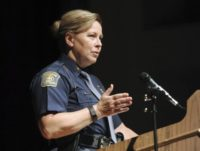 Mich. State Police Dir. Docked Pay for Sharing Breitbart Meme Calling NFL Kneelers 'Anti-American Degenerates'